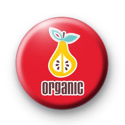 Eat Organic Badges