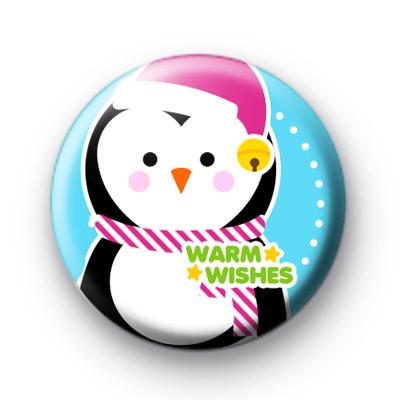 Warm wishes Penguin badges