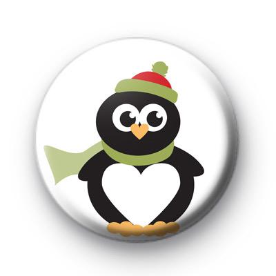 Wrap Up Warm Penguin Badge