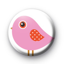 Bird Pink badges
