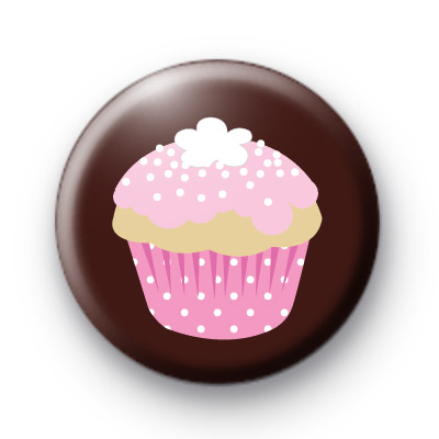 Pretty in Pink Cupcake Badges