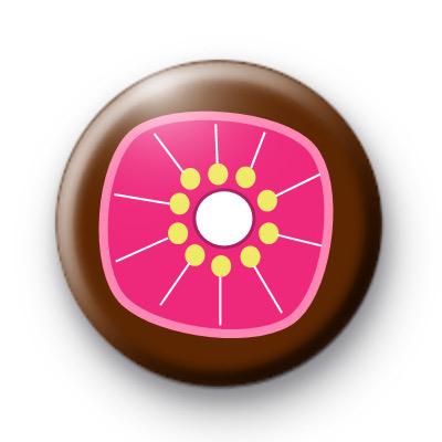 Pink MOD Flower Badges