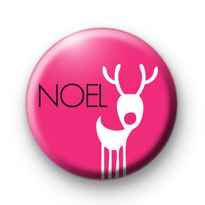 Christmas Tree Noel Badge