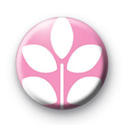 Pink Stem Badge