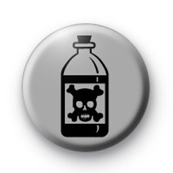 Poison 25mm badges