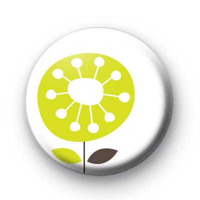Cute Pop Tree Badge