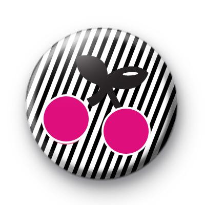 Pop your cherry button badges