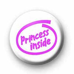 Princess Inside Badges