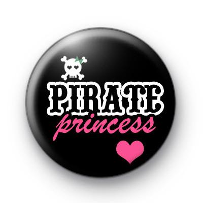 Pirate Princess Black Badges