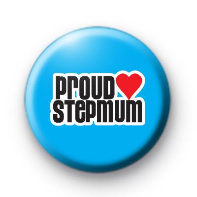 Proud Stepmum Badge