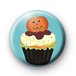 Halloween cupcake badge