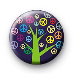 Purple Peace Tree Badges