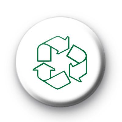 Recycling Logo Badge