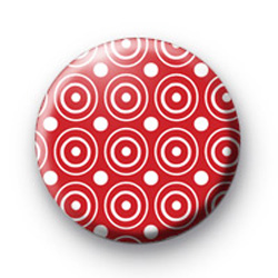 Red Circles Button Badges