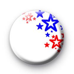 Red White & Blue badges