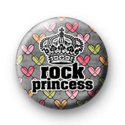 Kick Ass Rock Princess Badge