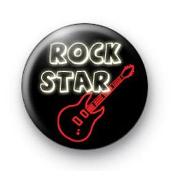 Rock Star Badge badges