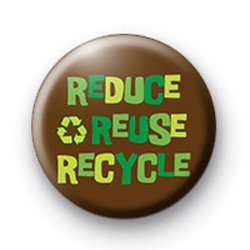 Green and Brown RRR badge