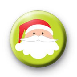 Xmas Santa Claus Badge