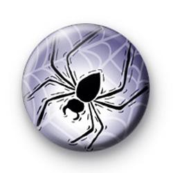 Halloween Spider Badge