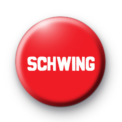 Schwing Waynes World Badge