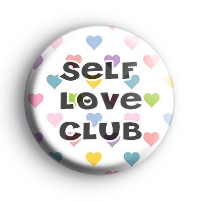SELF LOVE CLUB Badge