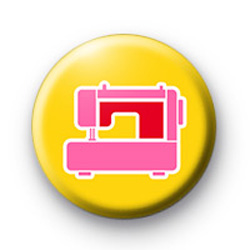 Sewing Machine Craft Badges