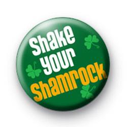Shake Your Shamrock Badge