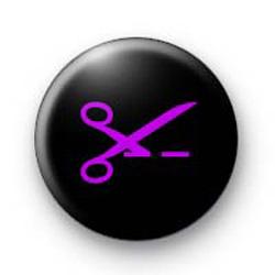 scissors badges