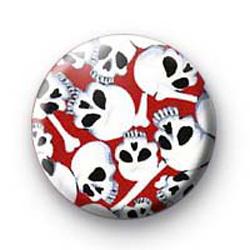 Skulls Skulls Skulls badges