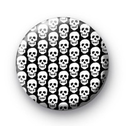 Lots of Skulls Badge