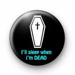 Coffin Badge badges
