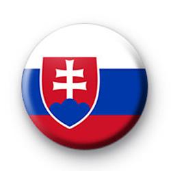 Slovakian Flag Badges