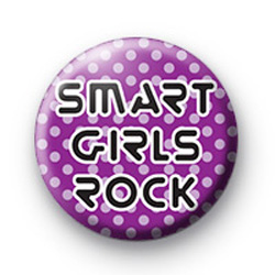 Smart Girls ROCK badge