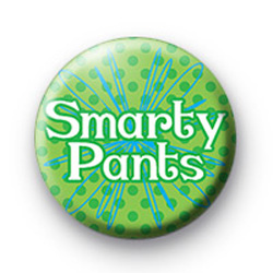 Smarty Pants Badge