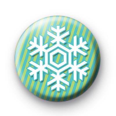 Snowflakes ROCK badge