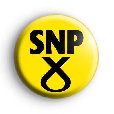 SNP Logo Badge