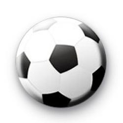 Football Button Badges