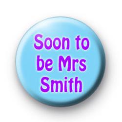 Soon to be Mrs purple badge