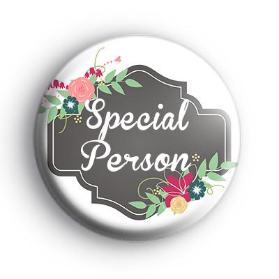 Special Person Badge 1