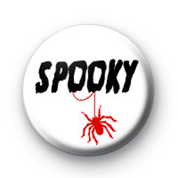 Spooky 25mm badges