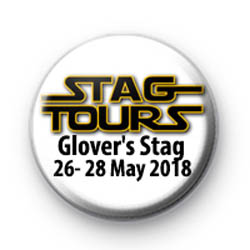Custom Stag Tours Badges