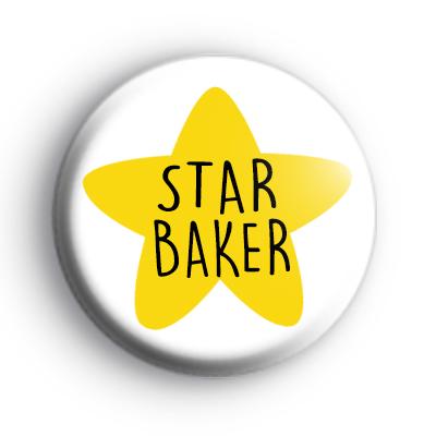 Star Baker Badge