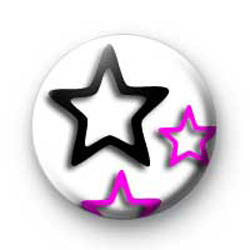 Stars Stars Stars badges