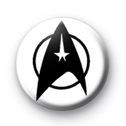 Star Trek Logo Badge