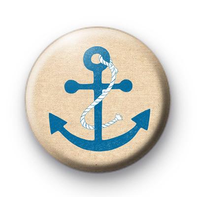 Drop Anchor Button Badge