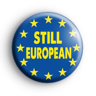Still European Badge