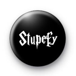 Stupefy Harry Potter Spell Button Badges
