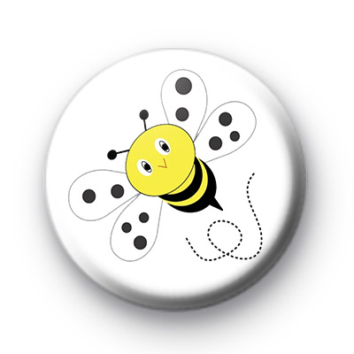 Custom Bee Badge 1