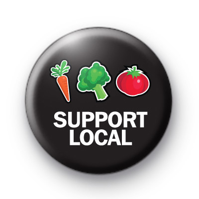 Support Local Produce Badge